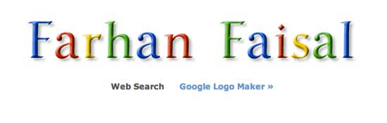 google-farhanfaisal