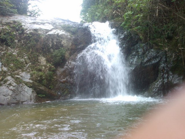 Tanglir waterfall